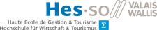 HES-SO Valais-Wallis / School of Management & Tourism logo