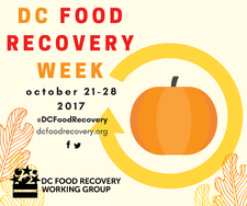 DC Food Recovery Working Group logo