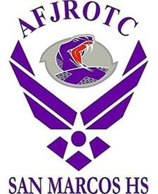 AFJROTC TX-921 logo