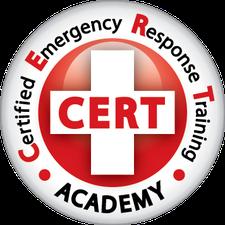 CERT Academy - First Aid Training, CPR Training & AED Training Organizer logo
