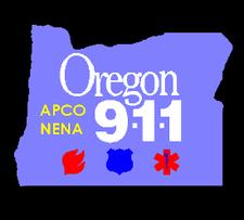 Oregon APCO NENA logo