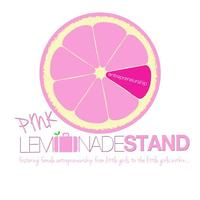 Pink Lemonade Stand:  Girl Entrepreneurs Pop Up Party