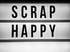 Scrap Happy logo