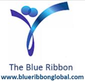 The Blue Ribbon logo