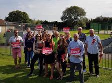 SE Cambs Labour Campaign Team logo