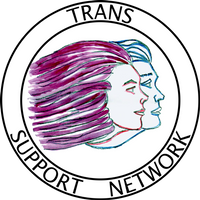 Trans Support Network logo