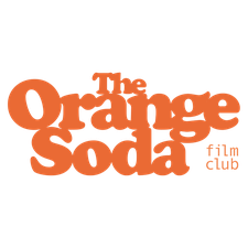 The Orange Soda Film Club  logo