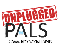 A Community Social Event from PALS for UCF CARD   logo