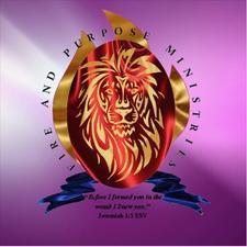 Fire & Purpose Ministries logo