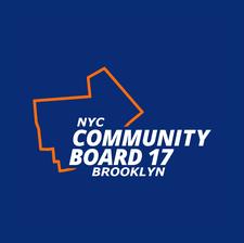 Community Board 17 logo