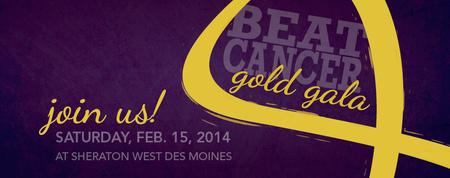 BEAT CANCER Gold Gala