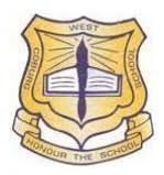 Coburg West Primary School logo