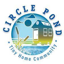 Circle Pond Tiny Home Community  logo