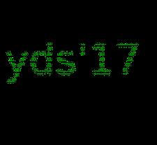YDS 2017 Organising Committee  logo