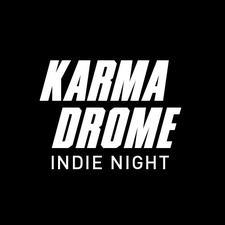 Karmadrome indie-night logo