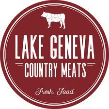 Lake Geneva Country Meats logo