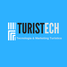 TurisTech . Tecnología y Marketing turístico logo