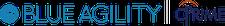 Blue Agility/cPrime logo