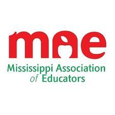 Mississippi Association of Educators logo