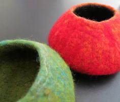 Felting Workshop with Sara Smelt