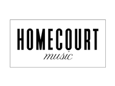 HOMECOURT MUSIC logo