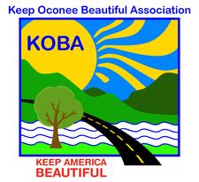 Keep Oconee Beautiful Association logo