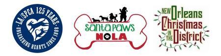 Santa Paws NOLA