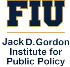 Jack D. Gordon Institute for Public Policy  logo