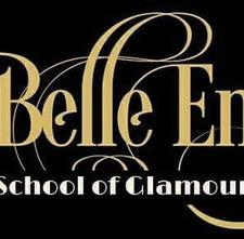 Belle Empire School of Glamour Miss Laura-Jane logo