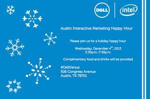 Austin Interactive Marketing Association Happy Hour...