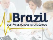 Jbrazil - Gestão de Cursos para Médicos e HOSP - Hospital de Olhos de SP logo