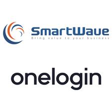 SmartWave, OneLogin logo
