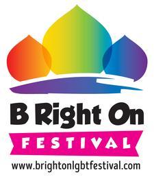 B Right On Festival logo