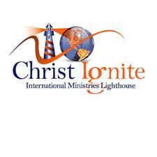 Christ Ignite International Ministries Lighthouse logo