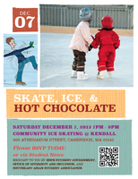 HSPH Ice Skating Event