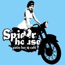 Spider House Café and Ballroom logo