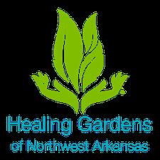 Healing Gardens of NWA logo