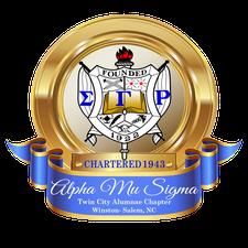 Sigma Gamma Rho Sorority, Inc.- Alpha Mu Sigma Chapter  logo