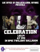MLK Celebration Presented by The SFA Office of Multicultural...
