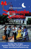 Flamenco Holiday Celebration at Kuumbwa: ZAMBOMBA...
