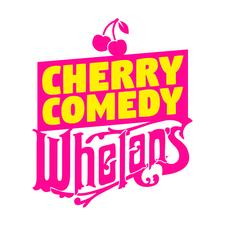 Cherry Comedy at Whelan's logo