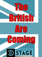 The British Are Coming - Again! Stand up Comedy Night