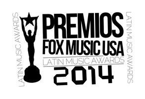 Premios Fox Music USA... 2014