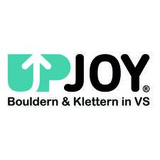 UPJOY -  Bouldern & Klettern in VS logo