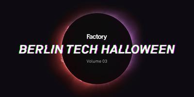 Factory Berlin Tech Halloween Party Tickets, Fri, Oct 27, 2017 at ... | {Kochschule logo 11}