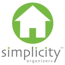 Sponsored by Simplicity Organizers logo