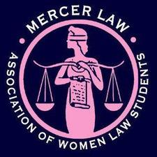 Mercer Law Association of Women Law Students logo