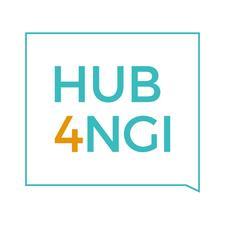 HUB4NGI Project logo