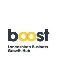 Boost Business Lancashire's Growth Support Programme logo