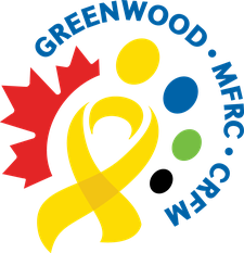 Greenwood Military Family Resource Centre (GMFRC) logo